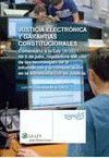 JUSTICIA ELECTRONICA Y GARANTIAS CONSTITUCIONALES