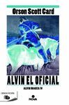 ALVIN EL OFICIAL. ALVIN MAKER 4
