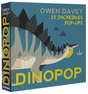 DINOPOP 15 INCREIBLES POP UPS
