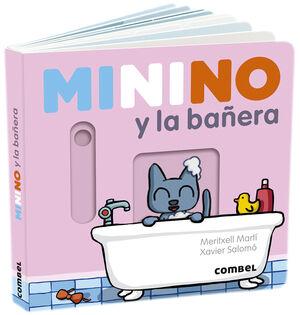 MININO Y LA BAÑERA