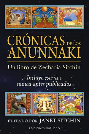 CRONICAS DE LOS ANUNNAKI