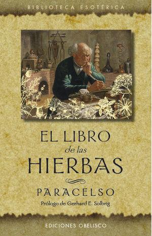 LIBRO DE LAS HIERBAS