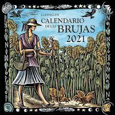 CALENDARIO DE LAS BRUJAS 2021. LLEWELLYN