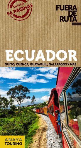 ECUADOR. FUERA DE RUTA 2020