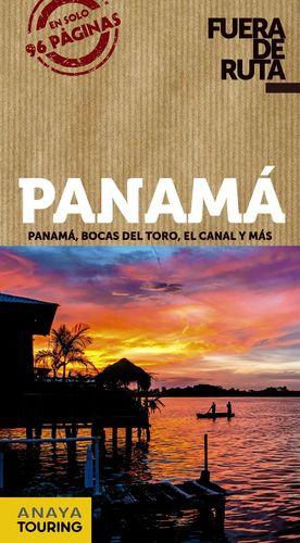 PANAMÁ FUERA DE RUTA 2020