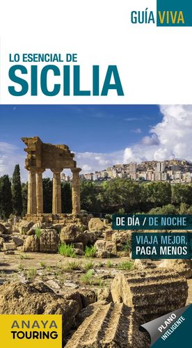 SICILIA. LO ESENCIAL DE GUIA VIVA 2020