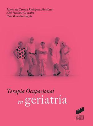 TERAPIA OCUPACIONAL EN GERIATRIA
