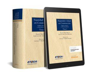 SEGURIDAD Y SALUD EN CONSTRUCCIÓN (2 TOMOS) (PAPEL + E-BOOK)