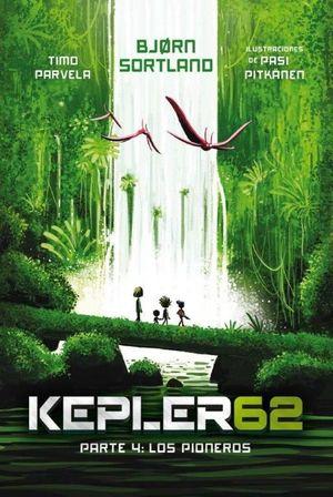 LOS PIONEROS (KEPLER 62 04)