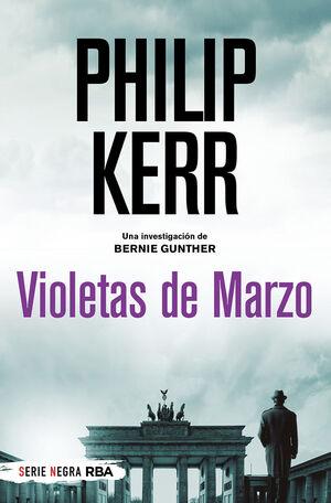 VIOLETAS DE MARZO. BERLIN NOIR 1