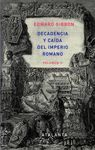 DECADENCIA Y CAIDA DEL IMPERIO ROMANO VOL.II