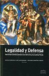 LEGALIDAD Y DEFENSA