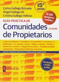 GUIA PRACTICA DE COMUNIDADES DE PROPIETARIOS 15ª ED. 2019