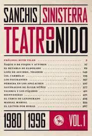 TEATRO UNIDO VOL. 1 : 1980-1996