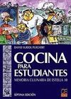 COCINA PARA ESTUDIANTES. MEMORIA CULINARIA DE ESTELLA 10