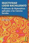 PROBLEMAS DE MATEMATICAS APLICADAS A LAS CIENCIAS SOCIALES