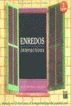 2 CD-ROM ENREDOS INTERACTIVOS. AUTOAPRENDIZAJE ESPAÑOL EXTRANJEROS