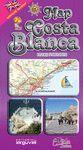 MAPA COSTA BLANCA - COSTA CALIDA INGLES. 1/500.000