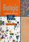 BIOLOGIA. ADAPTACION CURRICULAR E.S.O.