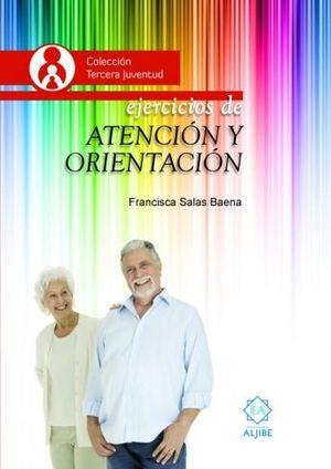 EJERCICIOS DE ATENCION Y ORIENTACION