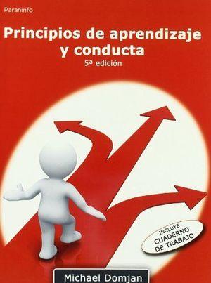 PRINCIPIOS APRENDIZAJE Y CONDUCTA 5º ED.