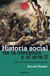 HISTORIA SOCIAL DE LA LITERATURA Y EL ARTE 2