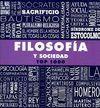 FILOSOFÍA Y SOCIEDAD TOP 1000