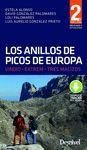 LOS ANILLOS DE PICOS DE EUROPA 2ª ED. 2019