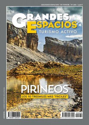 PIRINEOS. LOS 10 TRESMILES MÁS FACILES