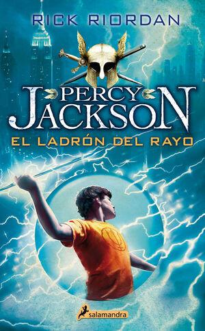 LADRON DEL RAYO (PERCY JACKSON Y LOS DIOSES DEL OLIMPO 1)