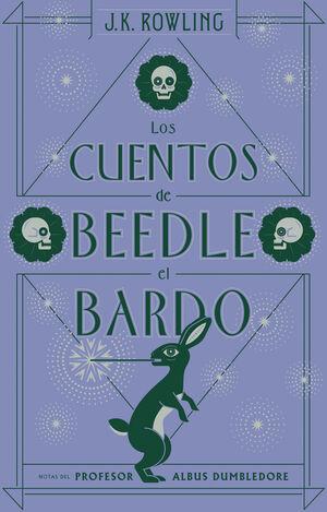 LOS CUENTOS DE BEEDLE EL BARDO (BIBLIOTECA HOGWARTS)