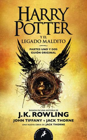 HARRY POTTER Y EL LEGADO MALDITO. PARTES UNO Y DOS