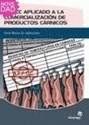 APPCC APLICADO A LA COMERCIALIZACION DE PRODUCTOS CARNICOS