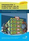 PROMOCION Y PUBLICIDAD EN EL PUNTO DE VENTA