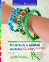 PULSERAS DE LA AMISTAD ANUDADAS: NUEVAS IDEAS