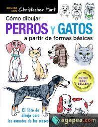 COMO PINTAR PERROS Y GATOS A PARTIR DE FORMAS BASICAS