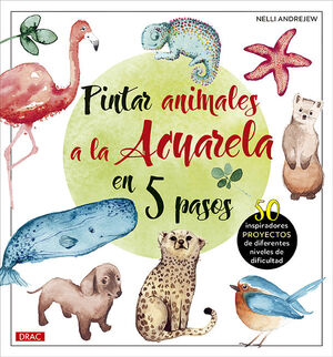 PINTAR ANIMALES A LA ACUARELA EN 5 PASOS