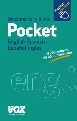 DICCIONARIO POCKET ENGLISH-SPANISH / ESPAÑOL-INGLÉS 2016