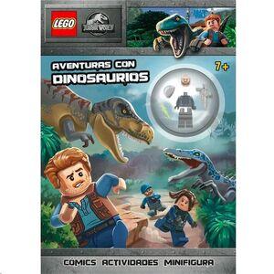 JURASSIC WORLD LEGO AVENTURAS CON DINOSAURIOS