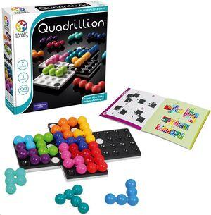 QUADRILLION. SMART GAMES.