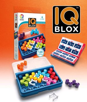 IQ BLOX. SMART GAMES