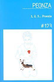 PEONZA 123 1,2,3 ..POESIA