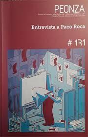 REVISTA PEONZA 131 - ENTREVISTA A PACO ROCA