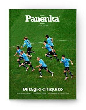 REVISTA PANENKA 99. MILAGRO CHIQUITO