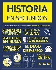 HISTORIA EN SEGUNDOS