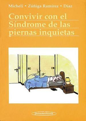 CONVIVIR CON EL SINDROME DE LAS PIERNAS INQUIETAS