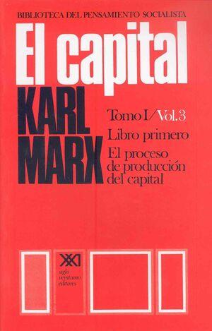EL CAPITAL. TOMO I / VOL. 3