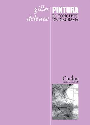 PINTURA. EL CONCEPTO DE DIAGRAMA (2ª EDICION)
