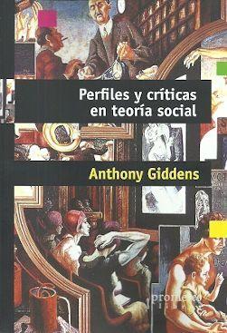 PERFILES Y CRITICAS EN TEORIA SOCIAL