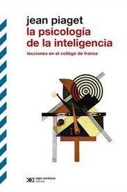 LA PSICOLOGÍA DE LA INTELIGENCIA. 2ª ED.